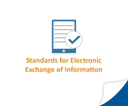 Standards for Electronic Exchange
